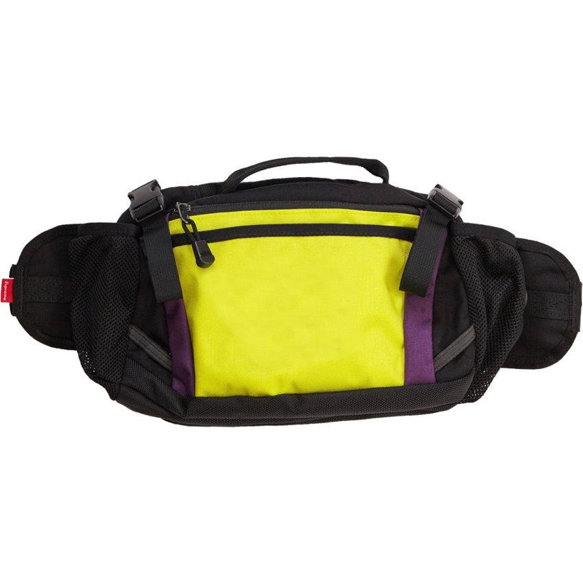 mew canvas waist bag Black Yellow White Fanny pack high quality crossbody bags wholesale chest bags
