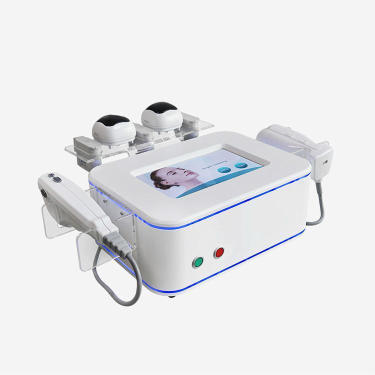 Домащний Hifu Высокая интенсивность сфокусированного ультразвука LipoSonix сжигание жира машина HIFU удаление морщин против старения лица красоты оборудование