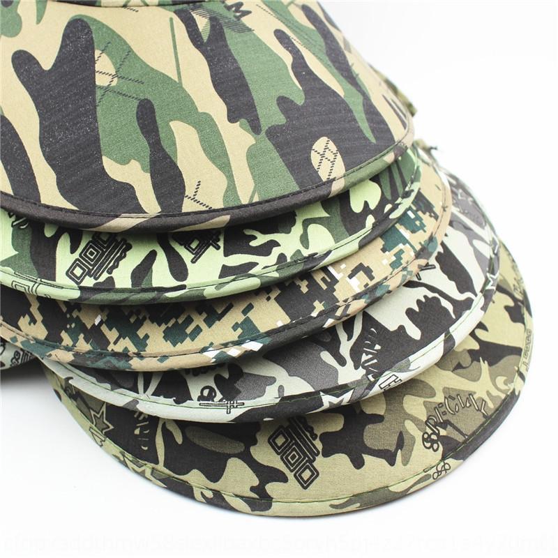 Камуфляж ВС шарф платок мужчины и женщины ВС платок чай собирания шляпа большой край шарф шляпа