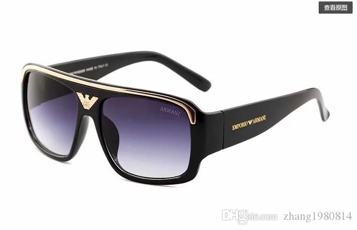 Lunettes de soleil rondes en métal Designer or Flash lentille en verre pour les femmes miroir miroir lunettes de soleil rondes unisexes sun glasse livraison gratuite290