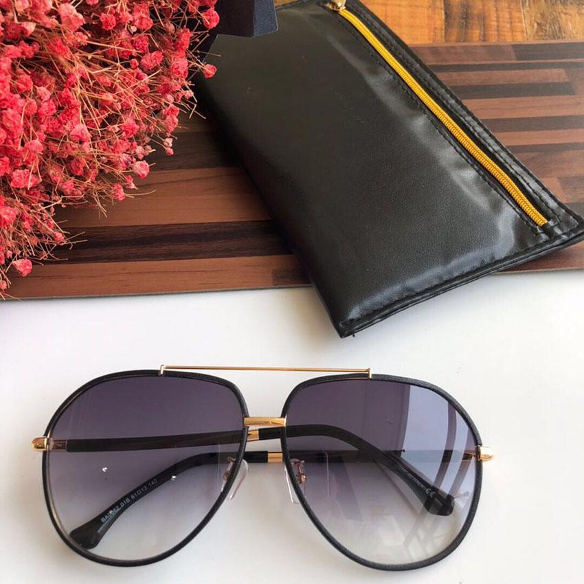 Marken-Designer-Mode Steigungs-Sonnenbrille-Frauen-Qualität Retro femme Pilot Sonnenbrille Schatten Spiegel UV400 Oculos de sol
