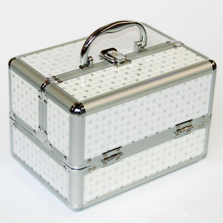 الجديدة تجعل حتى تخزين مربع لطيف ماكياج التجميل منظم مجوهرات صندوق المرأة منظم للسياحة صناديق التخزين حقيبة حقيبة CY200518