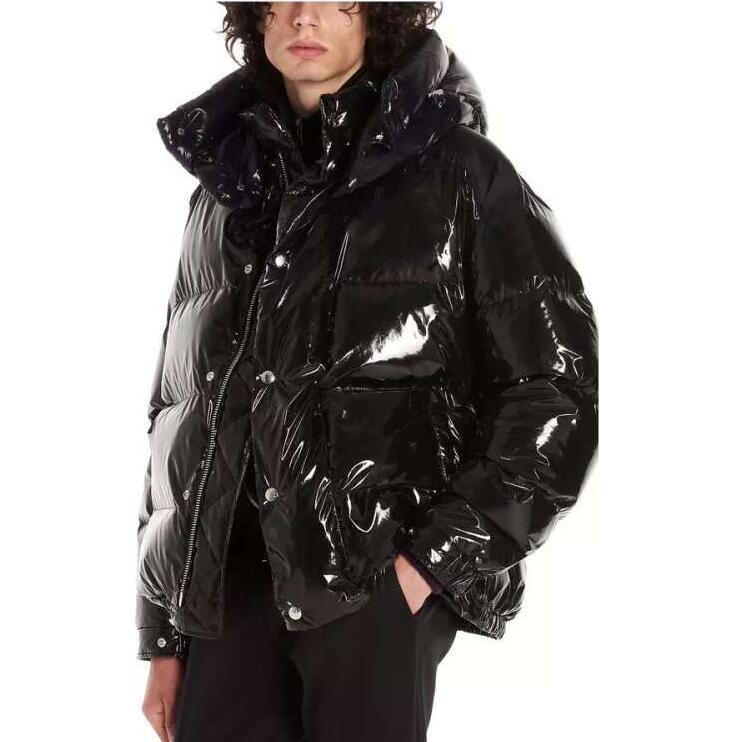 2020 새로운 패턴으로 남성 디자인 다운 재킷 핫 브랜드 남성 여성 파카를 도착 높은 품질 남성 자켓 코트는 사이즈 XS-XL 옵션 탑스