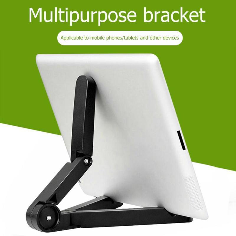 Tablet Ständer Halter faltbare Verstellbaren Winkel-Unterstützung mit Halterung für iPad Android Kindle E-Book-PC-Handy-Halter