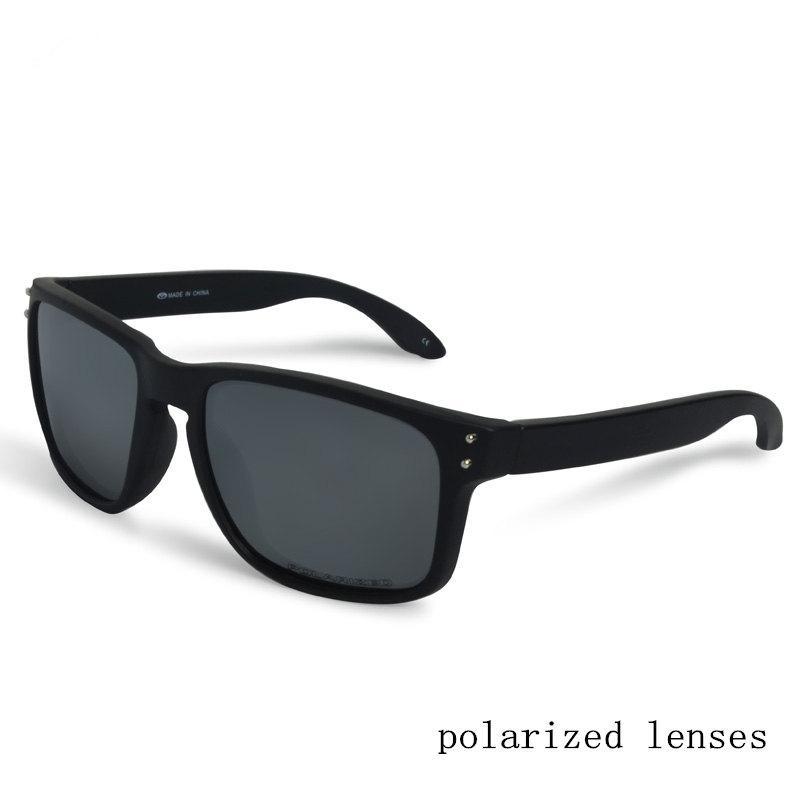 Wholesale-2018 Marke sunglasse Neue Top Version Sonnenbrille TR90 Rahmen Polar UV400 Sport Sonnenbrillen Fashion Trend Brillen Brillen