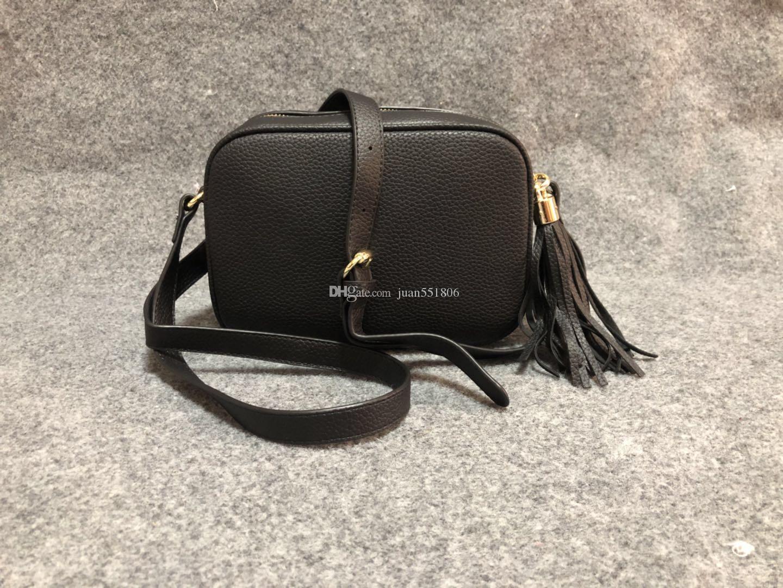 6 colori Borse raccoglitore di alta qualità borsa famosa delle donne delle borse dei sacchetti di Crossbody Bag Soho Disco Borsa a tracolla con frange borsa borsa
