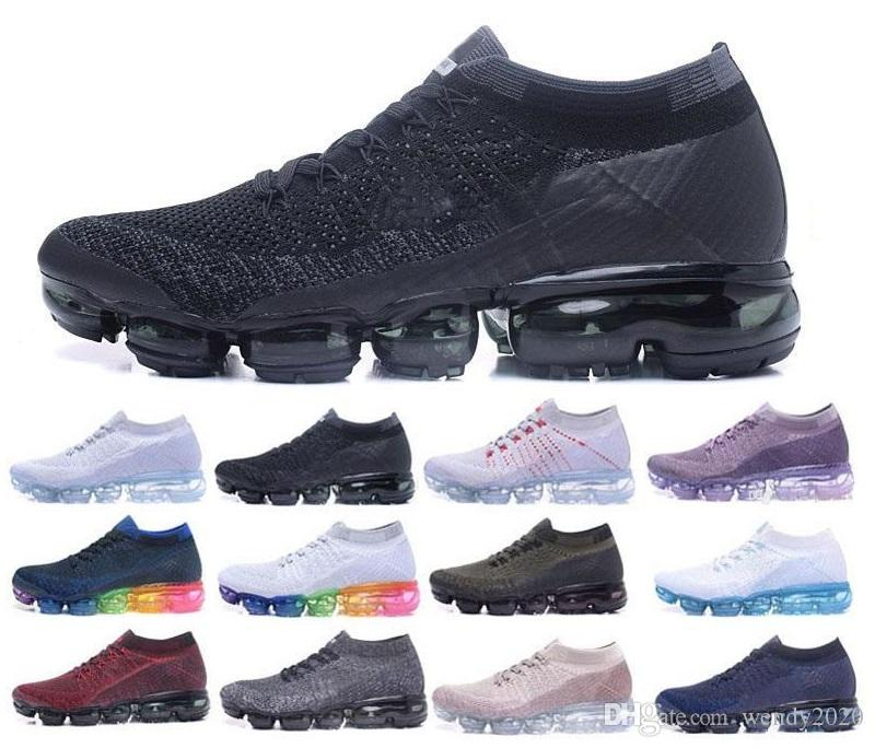 Hava Erkek Koşu Ayakkabıları Erkekler Için 2018 Rahat Hava Yastığı Eğitmenler Kadın Atletik Açık Gerçek Olabilir Ucuz Yürüyüş Koşu Yürüyüş Spor Sneakers