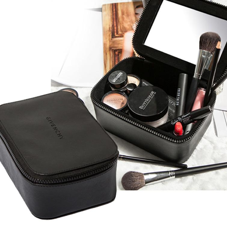 Новый корейский глаз шаблон большой емкости косметический мешок портативный небольшой моды милый сцепления макияж сумка