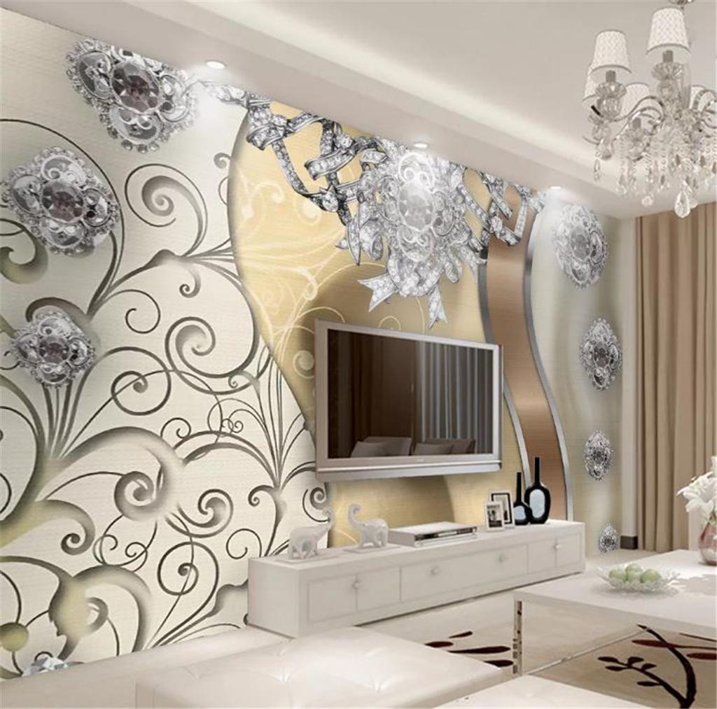 tassel wall decor.htm online wholesale wallpaper european golden lace jewelry flower  european golden lace jewelry flower