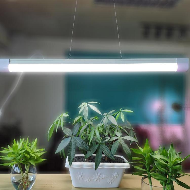 4ft Led Utility Shop Light 5000 Lumens Super Bright High CRI RA80 Led Graage Lights LED Bar Fixture with Power Cords