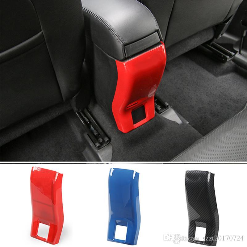 ABS Auto Armlehne Box-Panel Dekoration umfaßt Ordnung für Jeep Renegade 2016 2017 2018 Interior Accessoires