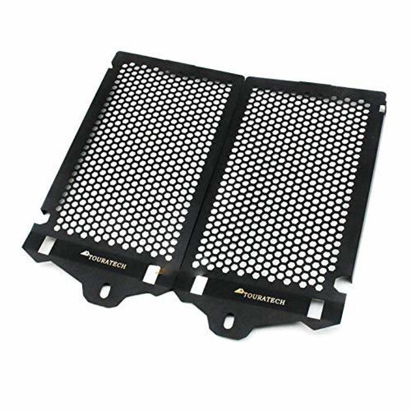 Rejilla del radiador de la cubierta del protector de aluminio para BMW R1200GS ADV 13-16