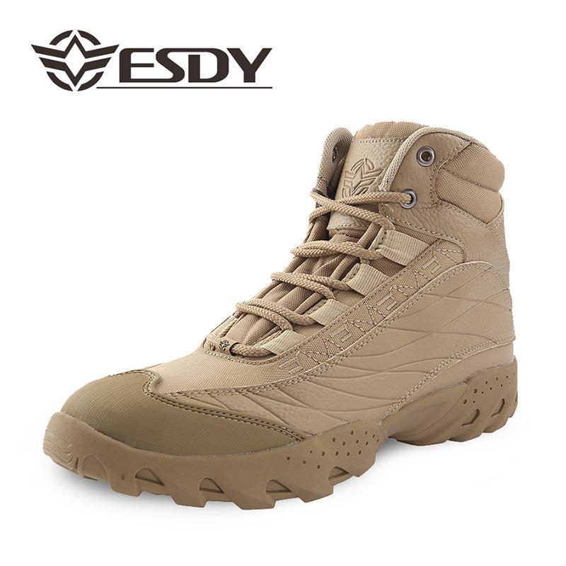 Açık Erkek Ayakkabı Klasik Giyilebilir Kaymaz Kauçuk Naylon Kumaş Desert Mart Yürüyüş Ayakkabı-Açık Ayakkabı Adam ra x adi das ayakkabı açık 00030