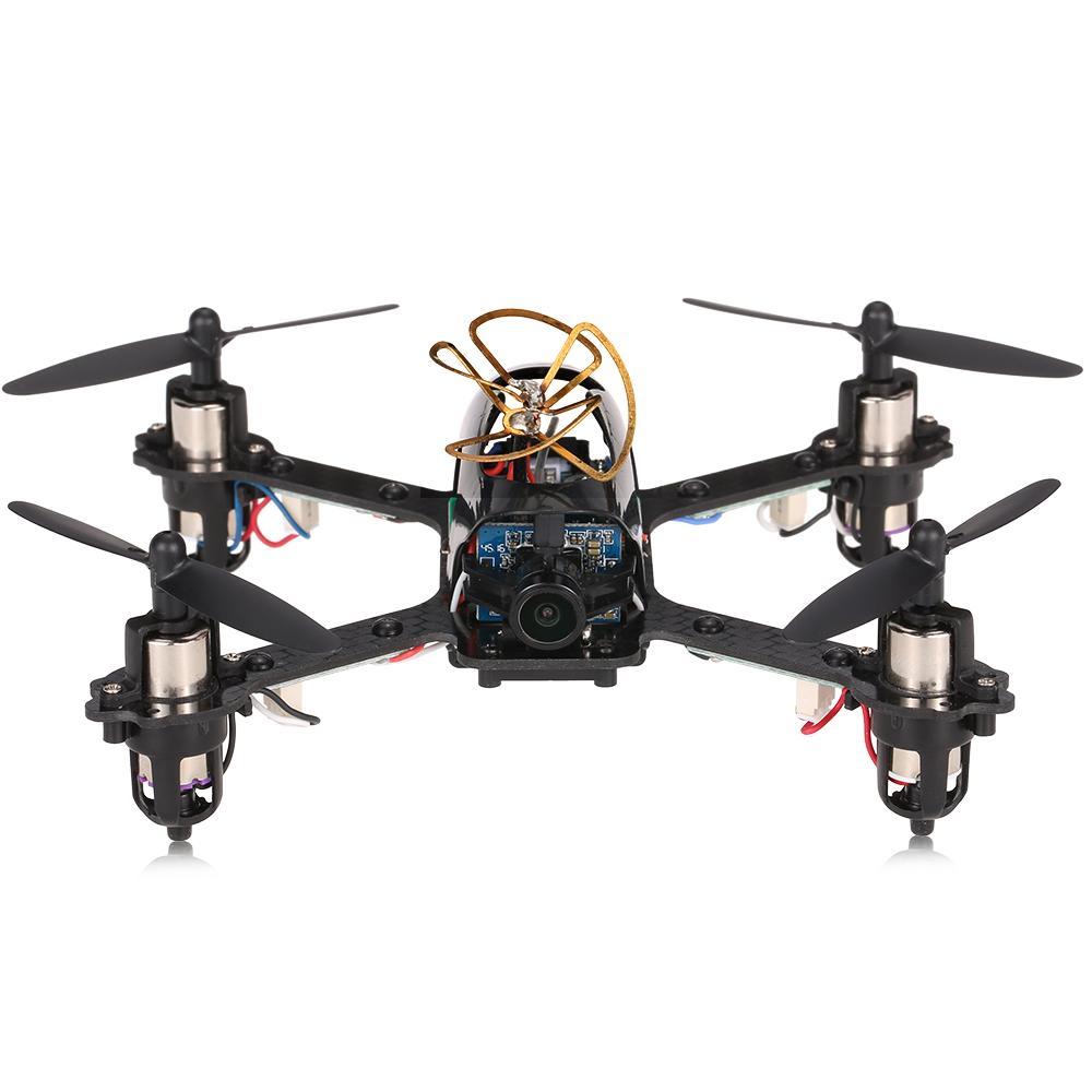 Original XK-T X130 5.8G FPV 3D / Modo 6G que compite con aviones no tripulados de cuadros HD 2.4G 4 canales de fibra de carbono RTF mini RC Quadcopter
