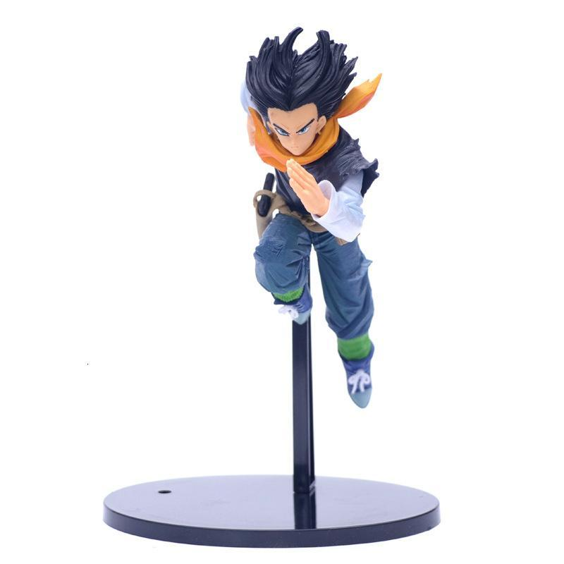 Anime Girl Figure PVC DragonBall Z Glitter/&Glamours Android NO.18 Lazuli IN BOX