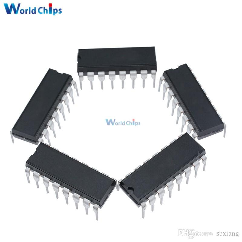 Freeshipping 100PCS L293 L293D IC Motor Driver Drive Chip DIP-16 Best Quality