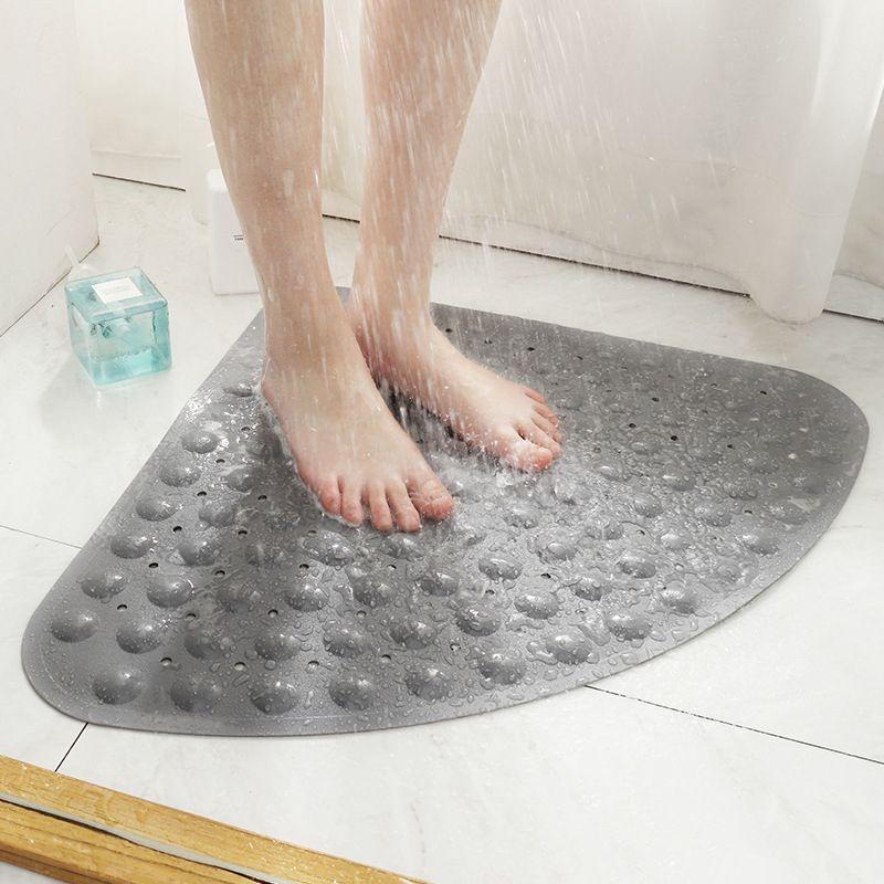 2020 54CM Anti Slip Bath Mat Rubber Suction Shower Mat Foot Massage Pad Non  Slip Toilet Bathroom Bathtub Pads From Raymonu, $15.09 | DHgate.Com