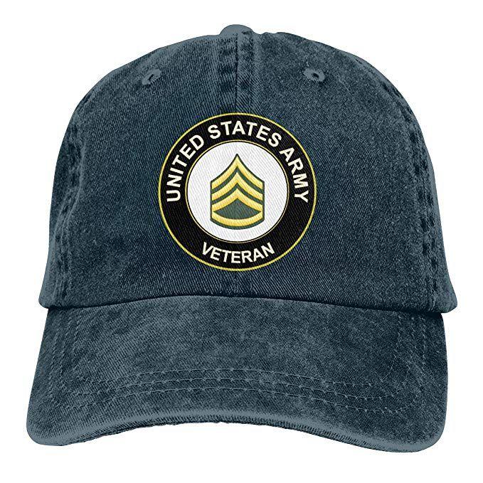Lovely Brown Bear Classic Adjustable Cotton Baseball Caps Trucker Driver Hat Outdoor Cap Black