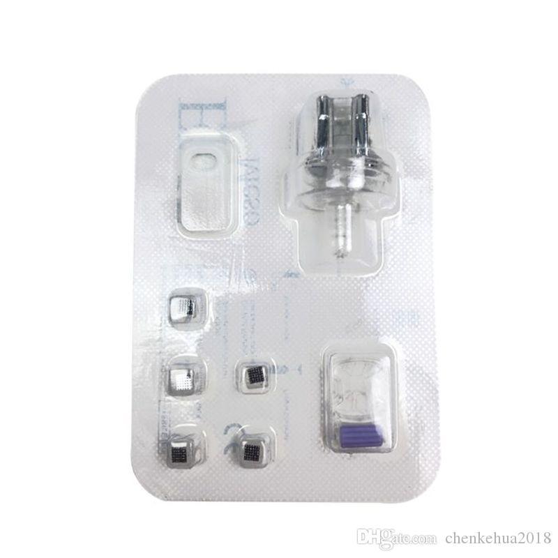 Yeni !!! 3in1 EMS İğne Kartı mezo terapi enjeksiyon yüz kaldırma güzellik RF mezoterapi tabancası Sarf yüz Güzellik makinesi