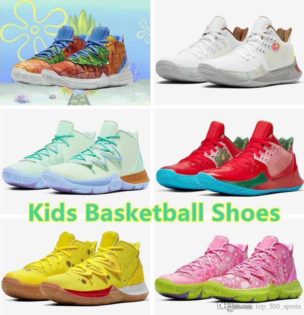 2020 2020 New Kids Childrens Kyrie 5