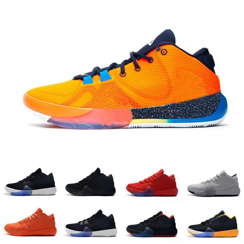 neue Giannis Antetokounmpo griechische Zoom-Freak 1 Schuhe Brief für Herren Sneakers Mann Sportschuhe Männlich Sport Chaussures Schuhe Größe 40-46