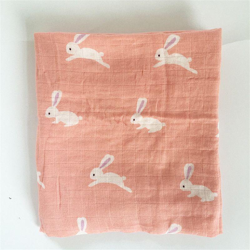 Nova vinda bebê swaddle cobertor de musselina do bebê qualidade melhor do que Aden Anais Bebê Multi-uso de algodão / bambu Cobertor Infantil Wrap