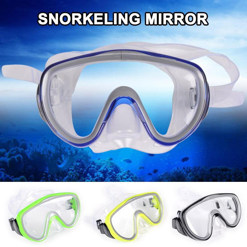 New Professional Underwater Diving Mask Swimming Scuba Snorkel Goggles Drop Shipping