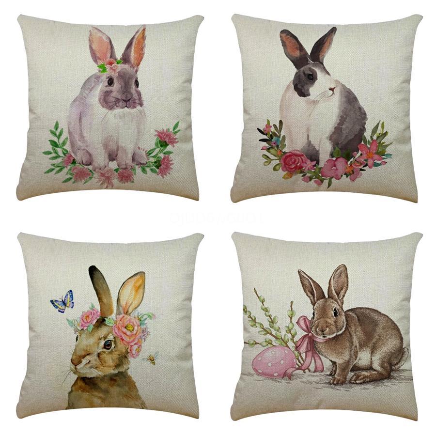 1PC ripiene Poop bambola di Kawaii peluche Poop Rabbit cuscino decorativo Cuscini Caca Cuscino Merda Poop Forma tiro cuscino coniglio divertente Cu # 228