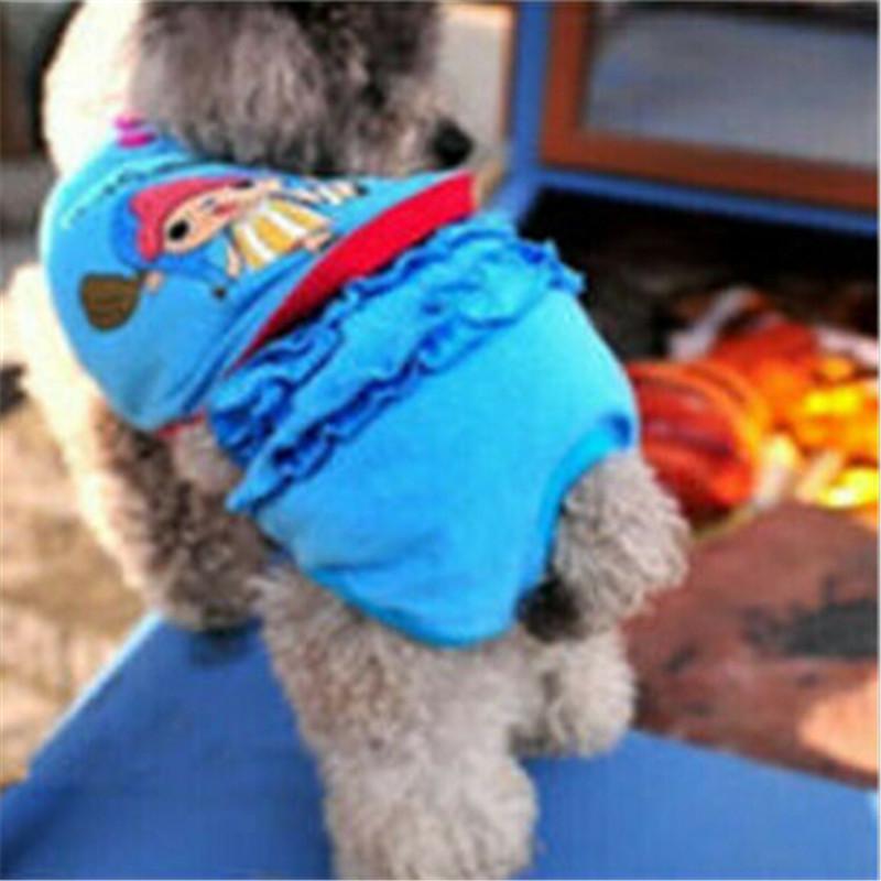 Sólido de la manera ropa interior femenina para mascotas perro de perrito del animal Sanitaria Pantalones cortos bragas pañal del panal Pantalones
