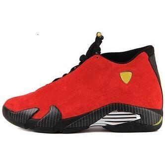 14s gros Jumpman 14 Suede Chaussures Hommes Rouge inverse Ferr SPM Noir Bleu Blanc Jaune LANCER Tonnerre Hommes Desinger Formateurs Chaussures de sport
