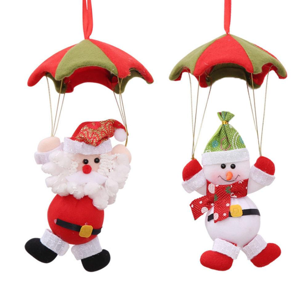 Doll toy Christmas Tree Decorations Xmas Ornaments Pendant Hanging Gifts 2018 Navidad Natal Christmas Decorations for Home