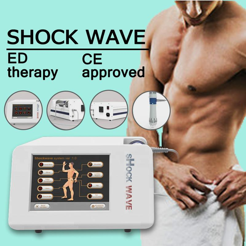 Protable Extracorporeal Shock wave Therapy for Erectile Dysfunction Demonstrated and Reduce body pain and sports injury Other Massage Items