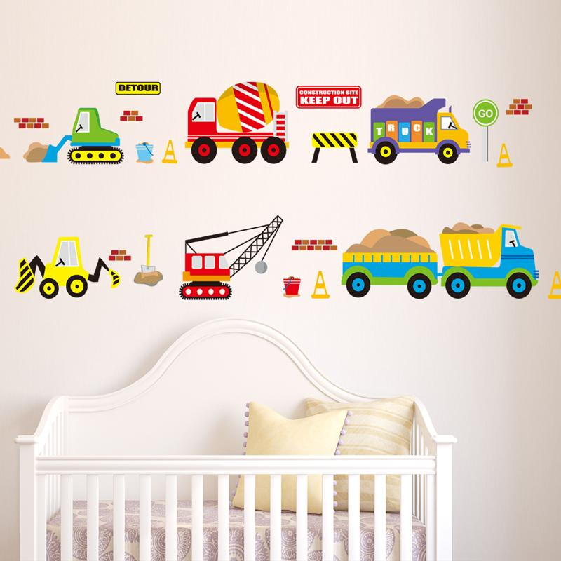 Cartoon Cars Kids Room Wall Sticker For Children 39 S Room Baby Bedroom Wall Decals Window Poster 3d Car Stickers Wallpaper Wall Decor Stickers Wall Decor Stickers Cheap From Chairdesk 5 89 Dhgate Com