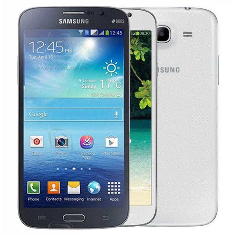 Reformiert Original Samsung Galaxy Mega 5.8 i9152 Dual-SIM 5,8 Zoll Dual Core 1,5 GB + 8GB Speicher 8MP 3G setzte Android Phone DHL-10PC