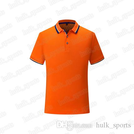 2656 Sports polo Ventilation Quick-drying Hot sales Top quality men 2019 Short sleeved T-shirt comfortable new style jersey6100