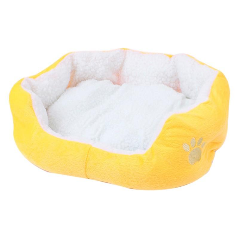 50*40cm Soft Cat Bed Mini House for Cat Pet Dog Sofa Bed Plush Cozy Nest Good Products for Puppy Pet Dog Supplies