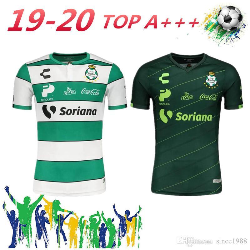 Details about  /Club Santos Laguna 19//20 Home Jersey