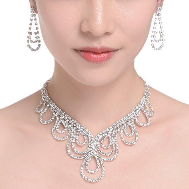 Moonso 2019 новый Цветной хлопок трикотажные цветы заявление ожерелье модные аксессуары ювелирные изделия для женщин J4979