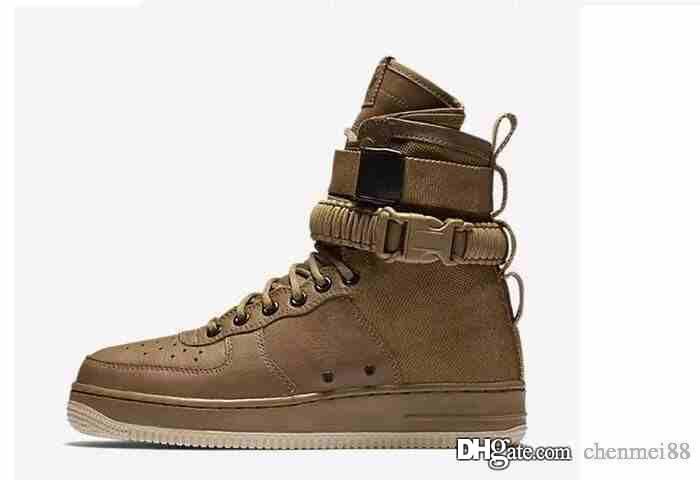 2017 15 ألوان جديدة عالية الجودة أحدث موضة للرجال منخفض رأس أبيض AF-1 أحذية السيدات سوداء مثل محايد ارتفاع أعلى واحد والأحذية الكاجوال