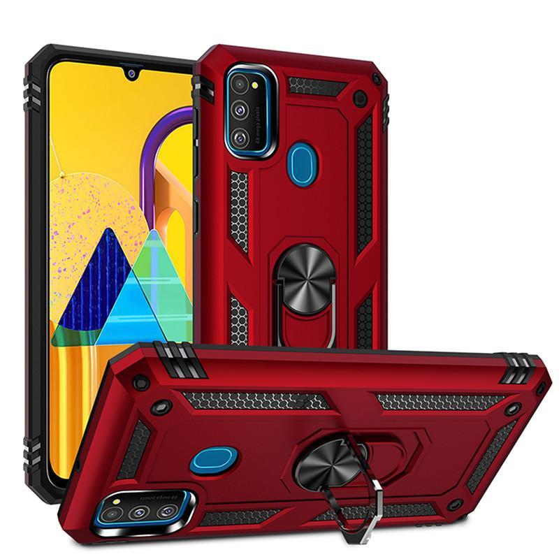 Военный Доспех Hard PC Phone чехол для для Samsung Galaxy Note 20 Ультра S20 FE A71 A51 A41 A31 5G A21 A11 A01 A21S Бампер Caver