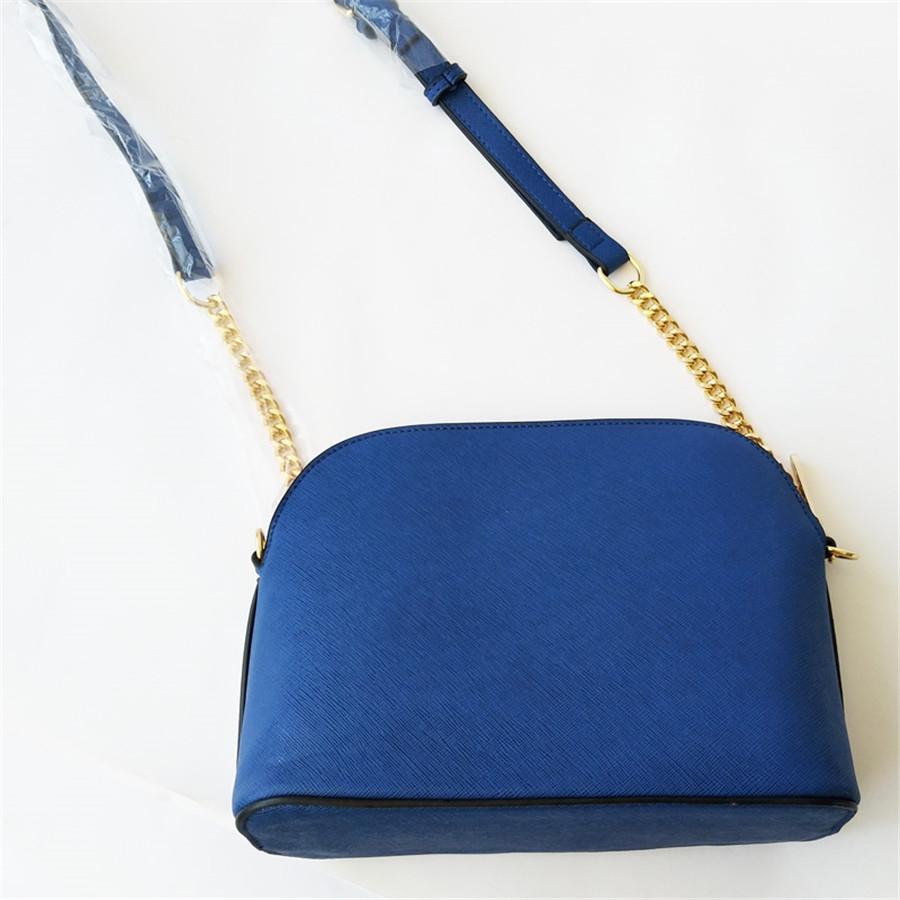 Mode Macaron Farbe Crossbody Beutel für Frauen Kette Kleine Schultertasche Messenger Bag Mädchen Chest Shell-Form-Taschen Hobo Bag 2020 # 278
