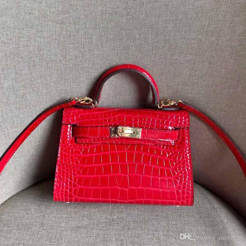 2019A3 модные дизайнерские сумки класса люкс, модные сумки на одно плечо, кожаные изделия, супер вместимость, классическая печать 19 * 6 * 13 см