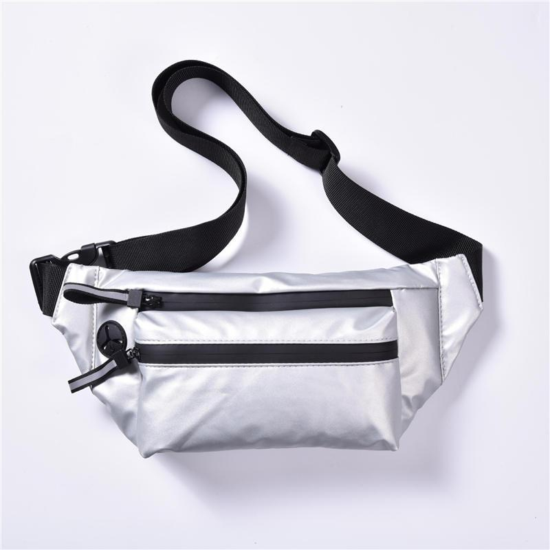 Koşu Kemer Bag Koşu Su geçirmez Günlük Spor Bel Paketi Bum Çanta Fanny Paketi Zip
