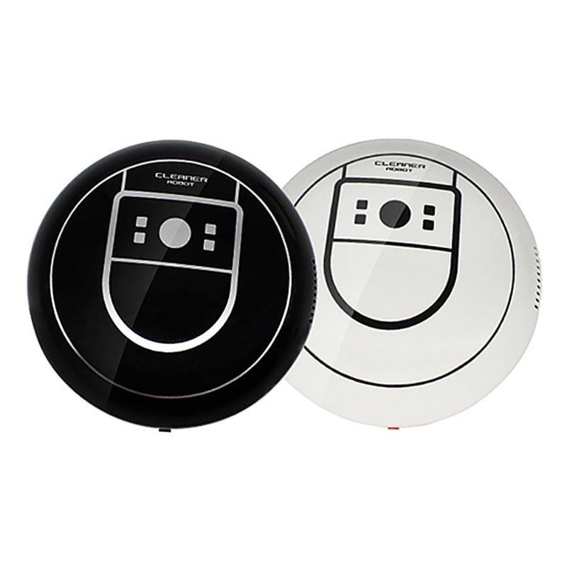 Mini mesa del aspirador del USB recargable automático inteligente Inicio Barredoras Inducción Máquina barredora aspiradora robot