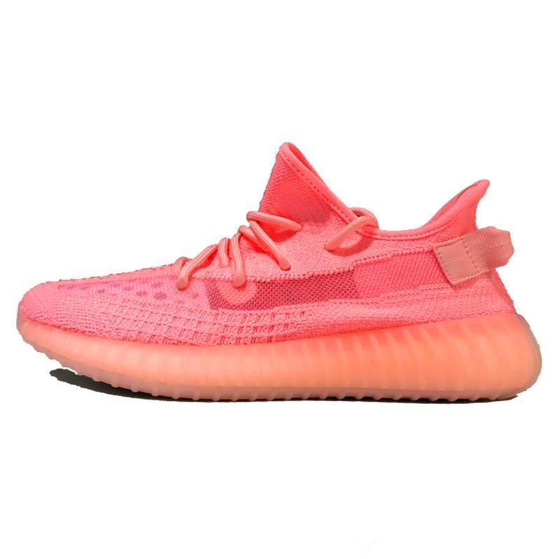 De alta calidad para hombre de las mujeres de los zapatos corrientes de arcilla hiperespacio cebra semi congelado tinte azul estático triple s negro zapatillas deportivas zapatillas de deporte tamaño 36-48