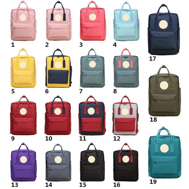Mejor vendedor Suecia Marca adolescente mochilas para chicas Deportes mochila bolsa de viaje de las mujeres de gran capacidad Bolsas