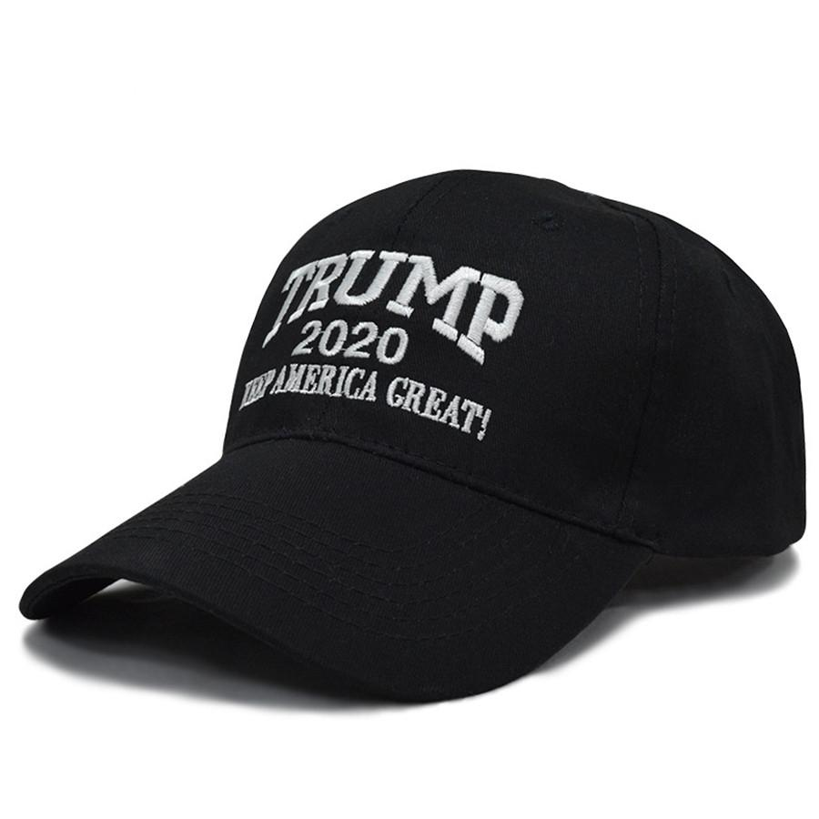 Women Men Canvas Embroidery Breathable Caps Snapback Baseball Cap Splicing 5 Color Trump Hat Make America Great Again Hats Dh0519 #904
