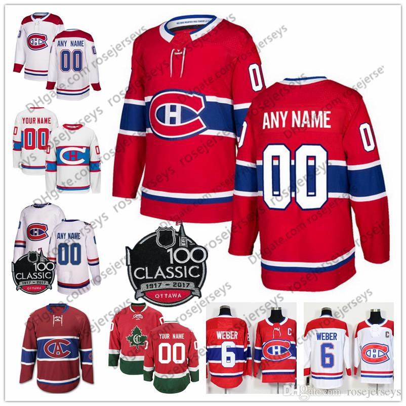 Custom Montreal Canadiens Red White Jersey Any Number Name men women youth kid Blue #13 Cole Caufield Domi 15 Kotkaniemi Danault Tatar Price