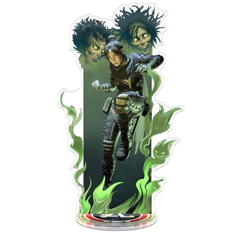 2019 Apex Legends Toys 16 Styles Action Figures Acrylic