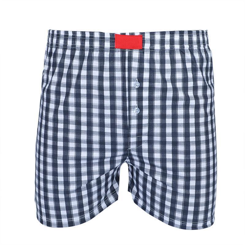 도매 남자 반바지면 화살표 바지 사각 남성 속옷 짧은 바지 레저 해변 남자 반바지 느슨한이지웨어